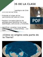Clase 1_Geología_Formación y Clasificación Macizo Rocoso