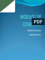 Módulo 1 de Cosmiatría(Congreso)