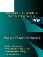 Accounting 211 Chapter 2