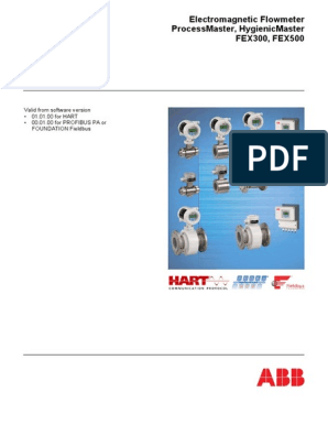 on abb magnetic flow meter wiring diagram