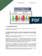 Etica Liderazgo II
