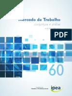 MERCADO DE TRABALHO IPEA_2014