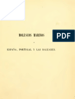 Hidalgo 1870 - Moluscos Marinos de España Portugal y Baleares