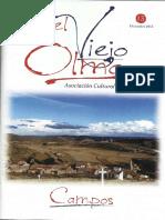 Asociación El Viejo Olmo. Revista  2015