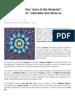 """Hierbas Mapuches """"Para El Día Después"""", """"Anticonceptivos"""" Naturales Que Tiene Su Medicina - Revista Vudu Chile"""