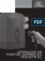 DOC1211D02SP D10 Installation Manual Spanish