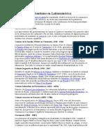 Protestantismo en Latinoamérica