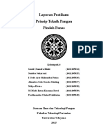 Laporan Pratikum PTP I