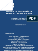 Sistemas Inteligentes-UTP-2016-I -12- 29105