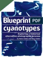 Blueprint to Cyanotypes