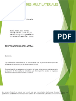 PERFORACIONES MULTILATERALES