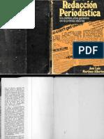 Redaccion Periodistica