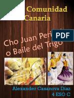 Baile comunidad Canaria