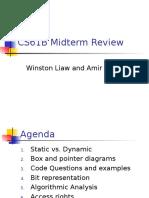 Midterm Review - CS61B