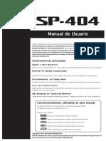 Roland SP 404