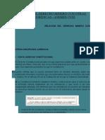 Relación Del Derecho Minero Con Otras Disciplinas Jurídicas