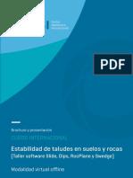 Brochure Estabilidad de Taludes OFFLINE