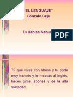 Tu Hablas Nahuatl