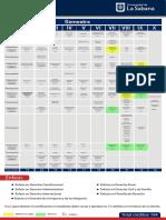 plan de estudios - derecho - 2016