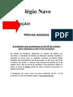 Colégio Nave AVISO ADIADA PROVA.doc