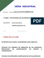 CLASE 9-Los Polimeros UNT