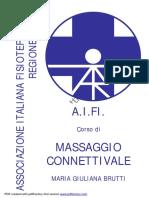 Corso Massaggio Connettivale M.G.brutti - AIFI