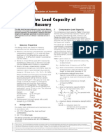 Comp Load Capacity DS4