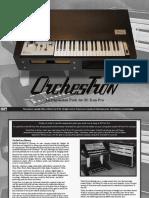 Orchestron Manual
