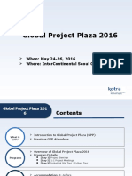 Global Project Plaza Corea