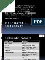 Infus Natrium Bikarbonat