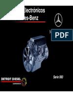 Motor Mercedez