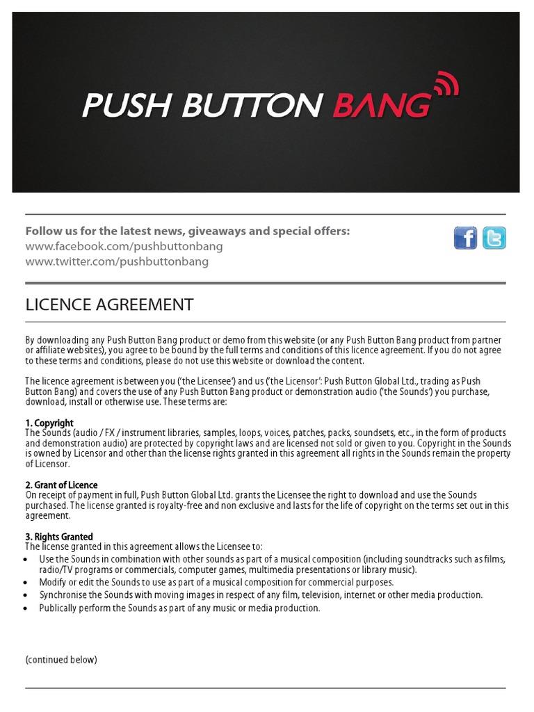 Pbb Licensepdf License Indemnity