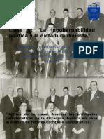 Constitución de 1925 y Dictadura de Ibáñez