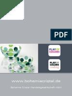 Katalog Colours