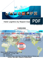 Halal Logistics by Nippon Express Group