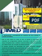 Presentación fundações PARTE DE RECALQUES RONALD
