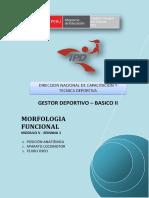 Morfologia Funcional - Semana 1-g07