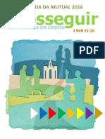 Agenda Mutual - Prosseguir Com Firmeza Em Cristo 2016