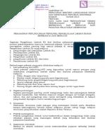 Lampiran Vii Penjaminan Perlindungan Personel Pengelolaan Limbah b3