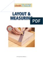 Layout and Measuring