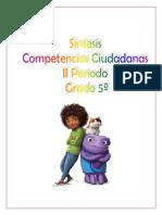 Competencias Ciudadanas 2do Periodo