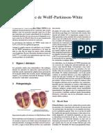 Síndrome de Wolff Parkinson White