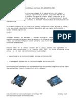 Características Arduino