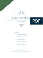 Matriz Jacobiana