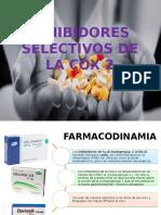 Inhibidores de Cox 2