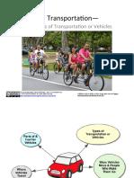 CVWP Transportation Bundle