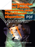 Sweet Potato - Major Pests and Deseases
