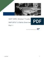 001 Sap Gts 7.2 Delta 1