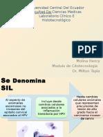 Anomalías Epiteliales Escamosas en el Pap- Test