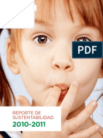 Reporte Sustentabilidad Tmluc 2010-2011